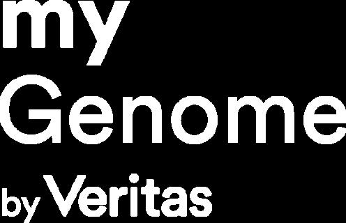 Logo My Genome by Veritas